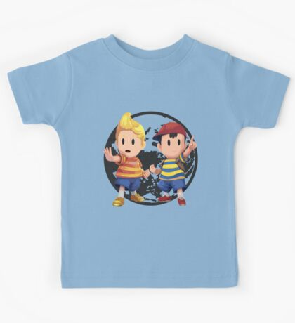 Ness and Lucas Kids Tee