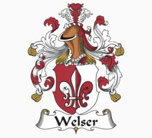 Welser Coat of Arms (German) by coatsofarms