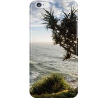 Pandanus Holding On - Skennar's Head iPhone Case/Skin