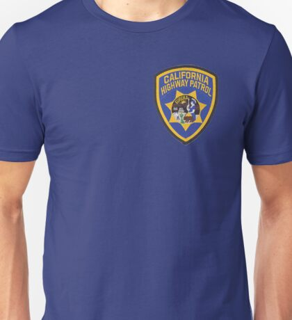 California Highway Patrol Unisex T-Shirt