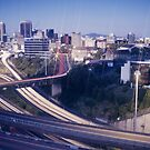 Auckland Motorways 1990 by BigAndRed