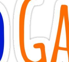 Go Gata Sticker