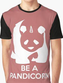 Be A Pandicorn Graphic T-Shirt