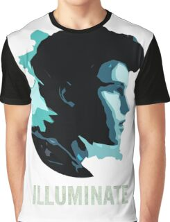 SM Illuminate Graphic T-Shirt