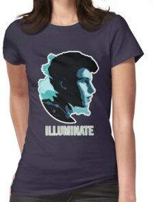 SM Illuminate Womens Fitted T-Shirt