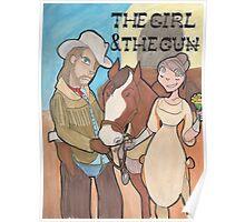 The Girl & the Gun Poster