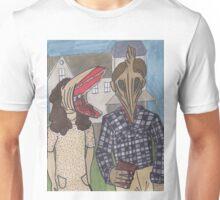The Maitlands - Beetlejuice - American Gothic Unisex T-Shirt
