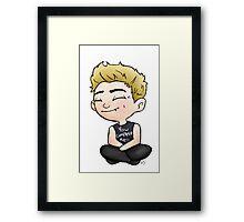 Mini Lead Singer Framed Print