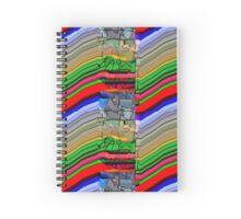 Write smoothly, write sharply Spiral Notebook