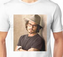 Cool Johnny Depp Unisex T-Shirt