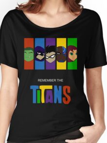 Remember The Titans Women's Relaxed Fit T-Shirt