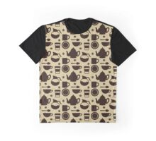 Coffee Lovers Graphic T-Shirt