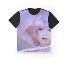 Tightrope of Pearls Graphic T-Shirt