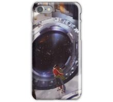 Klance in Spacestation iPhone Case/Skin