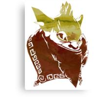 Bounty Hunter - Dota 2 Canvas Print
