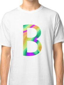 B/Beta - Quartz Texture Classic T-Shirt
