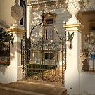 Gated Entrance by Yukondick