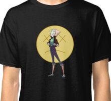 Steven Universe - Pearl Jacket Sad face Classic T-Shirt