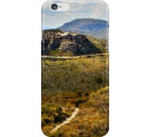 Flat Top Lookout #1 iPhone Case/Skin