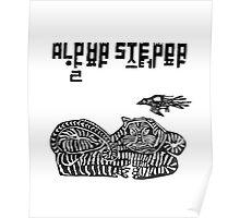 Alpha Steppa ! Poster