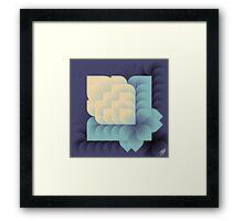Floral Dream 2 Framed Print