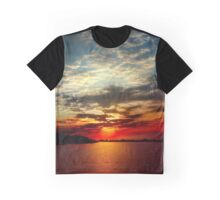 Warm Space Graphic T-Shirt