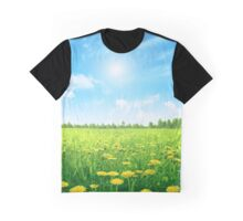 Relaxing Graphic T-Shirt