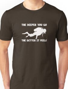 Scuba Diving Funny Unisex T-Shirt