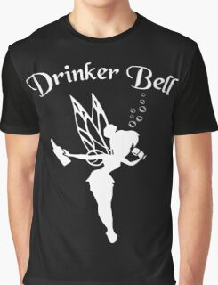 Drinkerbell Graphic T-Shirt
