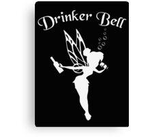Drinkerbell Canvas Print