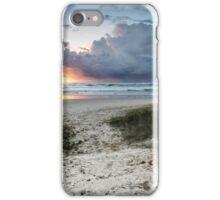Welcome to Sunrise - Lennox Head iPhone Case/Skin