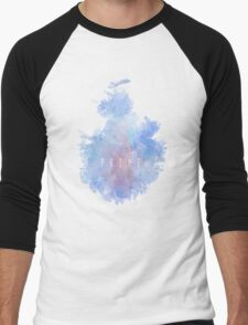 P R I M E Snowflake [Larger] Men's Baseball ¾ T-Shirt
