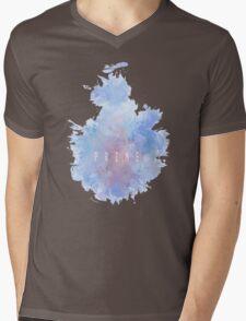 P R I M E Snowflake [Larger] Mens V-Neck T-Shirt