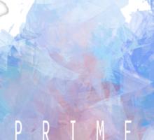 P R I M E Snowflake [Larger] Sticker