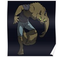 A Werewolf Appears! Poster