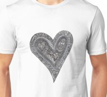 My heart is a complex thing Unisex T-Shirt