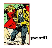 Peril Gangsters Photographic Print