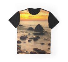 Sun Light Graphic T-Shirt