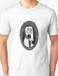 Lucius Malfoy gets ready for his date with the Dark Lord Unisex T-Shirt