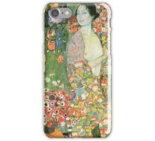 Gustav Klimt - The Dancer 1918 iPhone Case/Skin