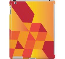 Beautiful obstract illiustrator backgroung image iPad Case/Skin