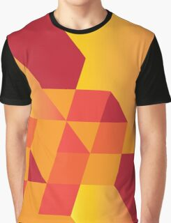 Beautiful obstract illiustrator backgroung image Graphic T-Shirt