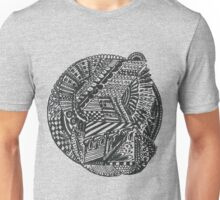 Abstract world Unisex T-Shirt
