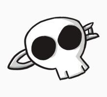 Mary's Skull Clip Kids Tee