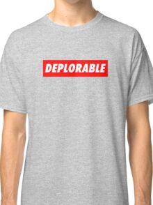 DEPLORABLE VINTAGE Classic T-Shirt