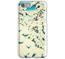 A Morning in the Snow iPhone Case/Skin