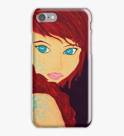 Puzzled iPhone Case/Skin