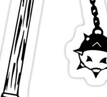 Flail Sticker