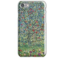 Gustav Klimt - The Apple Tree I, 1912 iPhone Case/Skin