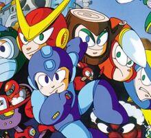 Mega Man 2 Famicom (NES) Japanese Box Art Sticker